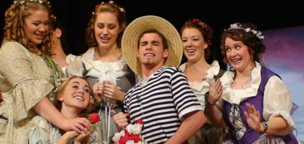 """The Gondoliers"" - 2008"